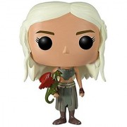 Zesta POP Game of Thrones Daenerys Targaryen Vinyl Figure (Colors May Vary)