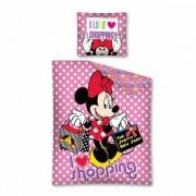 Lobbes Dekbedovertrek Minnie Mouse Shopping