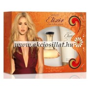 Shakira Wild Elixir ajándékcsomag