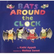 Bats Around the Clock, Hardcover