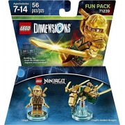 Ninjago Lloyd Fun Pack - Lego Dimensions [Parallel Import Goods]