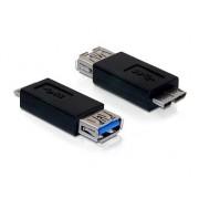 ADAPTADOR USB 3.0 TIPO A HEMBRA A MICRO B MACHO
