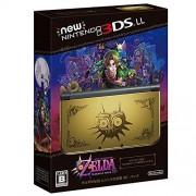 NEW Nintendo 3ds Ll the Legend of Zelda Majora's Mask 3d Pack Japan version