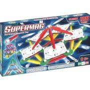 SUPERMAG CLASSIC PRIMARY - SET CONSTRUCTIE 120 PIESE - SUPERMAG (SM0403)