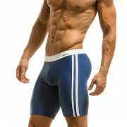 Modus Vivendi Melanze Biker Style Jammer Swimwear Blue S1725