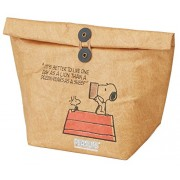Snoopy lunch cooler bag Looks like wax paper FPB1