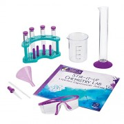 Educational Insights Nancy Bs Science Club Stir-It-Up Chemistry Lab and Kitchen Experiments Journal