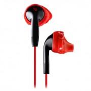 JBL Yurbuds Inspire 100 - слушалки за iPhone, iPod, iPad и мобилни устройства (червени)