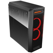 CASE, COUGAR MX350, Middle Tower, Black /No PSU/ (CG385NM100001)
