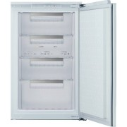 Siemens GI18DA50GB Static Built In Freezer - White