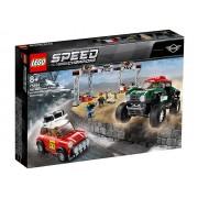 1967 MINI COOPER S RALLY SI AUTOMOBIL SPORT 2018 MINI JOHN COOPE - LEGO (75894)