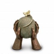 Kleine Keramische Art Urn Metamorfose (1.5 liter)