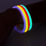 Kit 100 Puseiras Neon 50 Gravatas Neon 50 Tiaras Neon 50 Aneis Neon