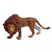 Damara Cute Lion King Emulated Toys Jungle Figures Model