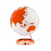 Räthgloben Räth Light&Colour LCtangerine orange Design-Leuchtglobus Atmosphere Light and Colo...