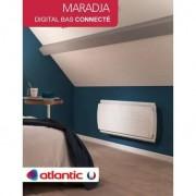 ATLANTIC Radiateur Fonte Atlantic MARADJA Digital Bas Connecté 1500W 500915