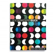 Remember - Geschenkpapier-Buch