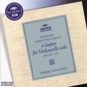 J.S. Bach - 6 Suites For Solo Violonc (0028944971125) (2 CD)
