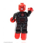 Lego 76048 Red Skull Exclusive Minifigure Loose 2016 Super Heroes