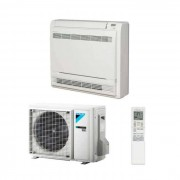 Daikin Climatizzatore/Condizionatore Daikin Monosplit Pavimento 9000 btu FVXM25F/RXM25M