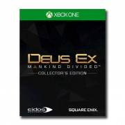 Koch Media DEUS EX: Mankind Divided (Collector's Edition) - XBOX ONE