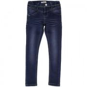 name it Girls Jeans Sus dark blue denim slim