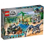 LEGO Jurassic World, Infruntarea Baryonyx: Vanatoarea de comori 75935