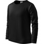 ADLER Long Sleeve 160 Dětské triko 12101 černá 134