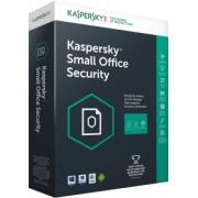 Licenta Kaspersky Small Office Security for Desktops, Mobiles and File Servers European Edition. 10-Mobile device; 10-Desktop; 1-FileServer; 10-User 1 year Base License Pack