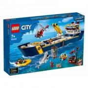 Lego City - Nava de explorare a oceanului