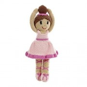 Pebble Fair Trade Once Upon a Time Pink Ballerina