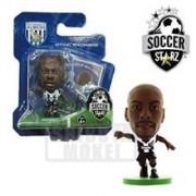 Figurina SoccerStarz West Bromwich Albion FC Youssuf Mulumbu 2014