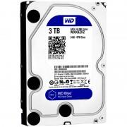 "Western Digital WD Blue interne 3,5""-Festplatte WD30EZRZ, 3 TB, SATA III"