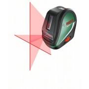 Bosch UniversalLevel 3, keresztvonalas szintezőlézer 0603663900 - Mérőműszerek