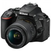 Nikon Aparat D5600 + Obiektyw AF-P 18-55 VR