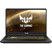 Laptop Gaming Asus TUF FX505 AMD Ryzen 7 3750H 512GB SSD 8GB GeForce GTX 1650 4GB FullHD Tast. ilum. Black