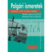 Cultura civica. Manual pentru clasa a VIII-a in limba maghiara
