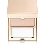 Clarins Face Make-Up Everlasting Compact Foundation maquillaje compacto de larga duración SPF 9 tono 105 Nude 10 g