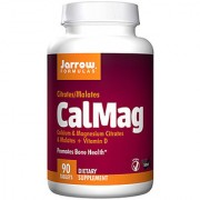 Jarrow Formulas Calmag Citrates - 90 Tablets