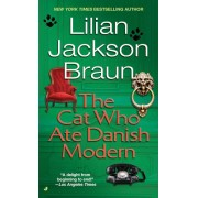 The Cat Who Ate Danish Modern, Paperback