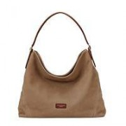 Hobo Bag Fog Nubuck