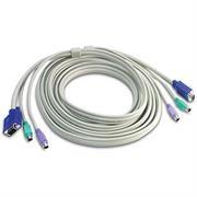 TRENDnet 15ft PS/2/VGA KVM Cable, Retail Box,