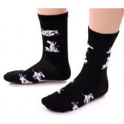 Kamafootra zokni - tehenes