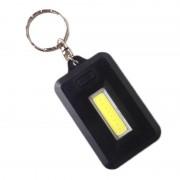 Lanterna tip breloc, 8 x LED, 3 moduri iluminare