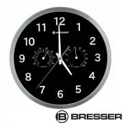 Ceas de perete cu statie meteo Bresser MyTime - 8020310CM3000