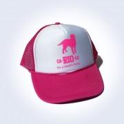 CA-RIO-CA Trucker Hat Neon Pink/White CRC-H100215