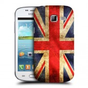 Husa Samsung Galaxy Trend Lite S7390 S7392 Silicon Gel Tpu Model UK Flag