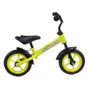 Bicicleta Infantil Sin Pedal Equilibrio Aprendizaje - Amarillo