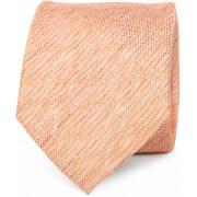 Krawatte Seide Orange K81-8 - Orange