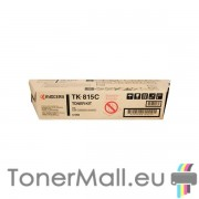 Тонер касета Kyocera TK-815C (Cyan)